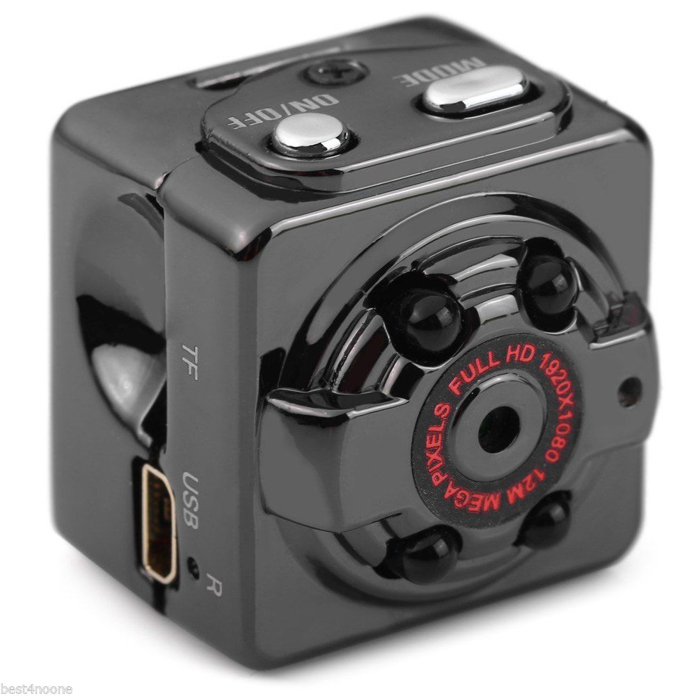 SQ8 Full HD 1080P Mini Avtomobil DV DVR Kamera Kamera IR Night Vision - Kamera və foto - Fotoqrafiya 4