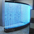 2019 Latest Customized Bubble Water Wall with Lights and Remote Control LED Screens & Room Dividers & Office Dividers