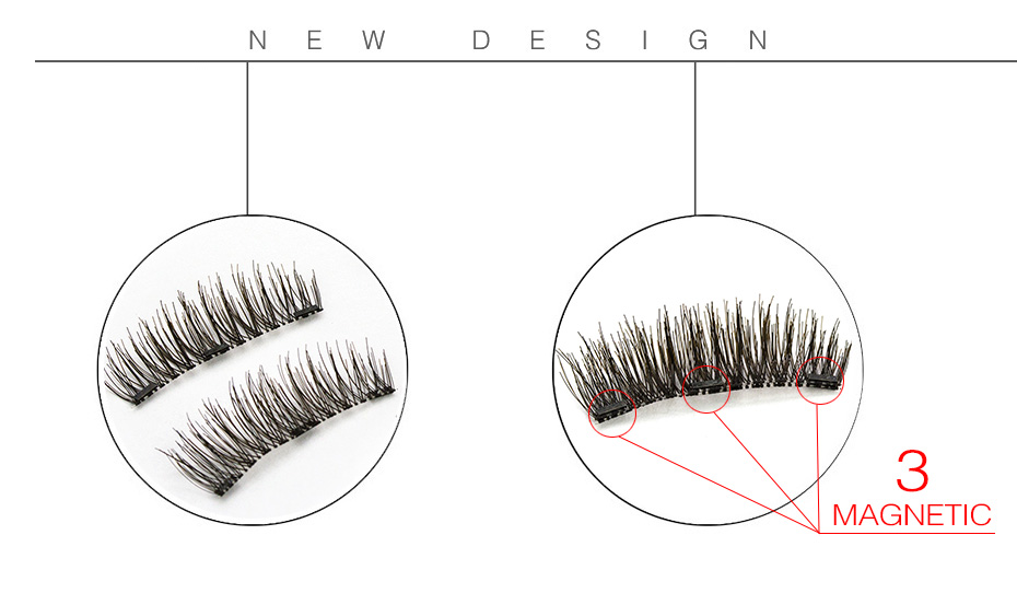 3d Magnetic False Eyelashes (17)