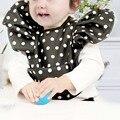 BBK Bibs Do Bebê Outono Inverno anjo Bibs Almoço meninos Cachecol Menina Crianças recém-nascidas Babador Impermeável Bib Crianças Cuidados de Alimentação Auto 1 pc D *