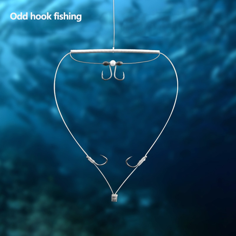 Automatic Fishing Hook Ejection Lazy Person Universal Full Speed All The Water of the fish hook in Fishhooks from Sports Entertainment