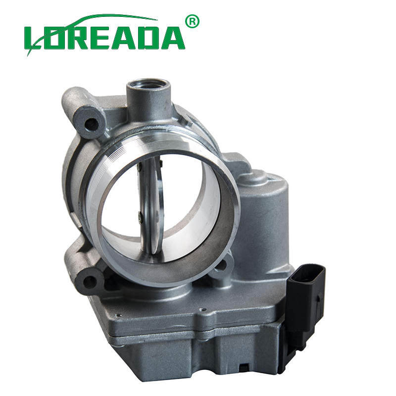 Diesel Electronic Throttle Body Valve 4E0145950C 4E0145950D 4E0145950F For Audi A4 A5 A6 A8 Q7 For