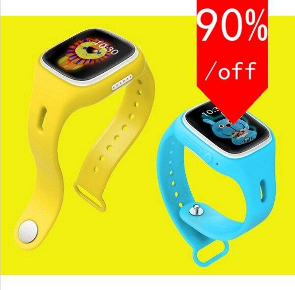 GPS Smart Watch Children Kid Wristwatch GSM GPS Locator Tracker Anti Lost Smartwatch Child Guard for