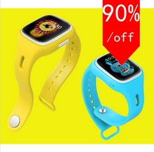GPS Smart Watch Children Kid Wristwatch GSM GPS Locator Tracker Anti-Lost Smartwatch Child Guard for iphone Samsung huawei