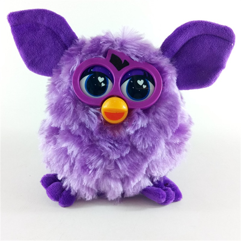 New-Plush-Interactive-Toys-phoebe-6-Color-Electric-Pets-Owl-Elves-Plush-toys-Recording-Talking-Toys-Gifts-Furbiness-boom-2