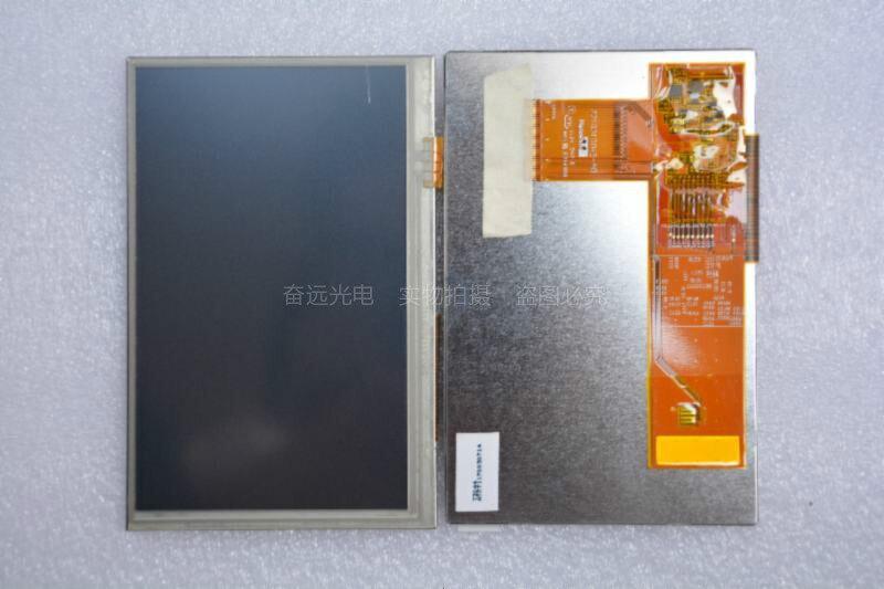 Innolux 5 inch AT050TN33 32000579-02 LCD screen V.1 AT050TN33 Shenzhen spot at050tn33 touch screen 5 inch x580lec520p