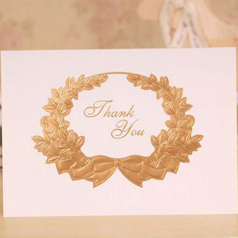 Creative birthday wedding thanksgiving day business greeting cards ...