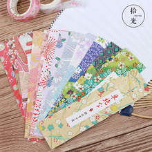 30Pcs/set Beautiful Japanese Style Bookmarks Message Card Vintage Book Notes Paper Page Holder for Books Stationery Teacher Gift mr paper 8 colors high quality pu leather bookmarks for novelty book reading maker page creative vintage style pu bookmarks
