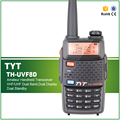 Free Shipping TYT TH-UVF8D Dual Band Dual Dispaly Dual Standby Military Level 2 Way Radio Communication Transceiver THUVF8D