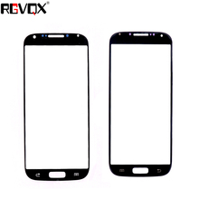 Touch Screen Lens For Samsung Galaxy S4 I9500 i9505 i337 Front Outer Glass Cover Panel Replacement чехол для samsung galaxy s4 i9500 i9505 ozaki o coat diary синий oc740sy