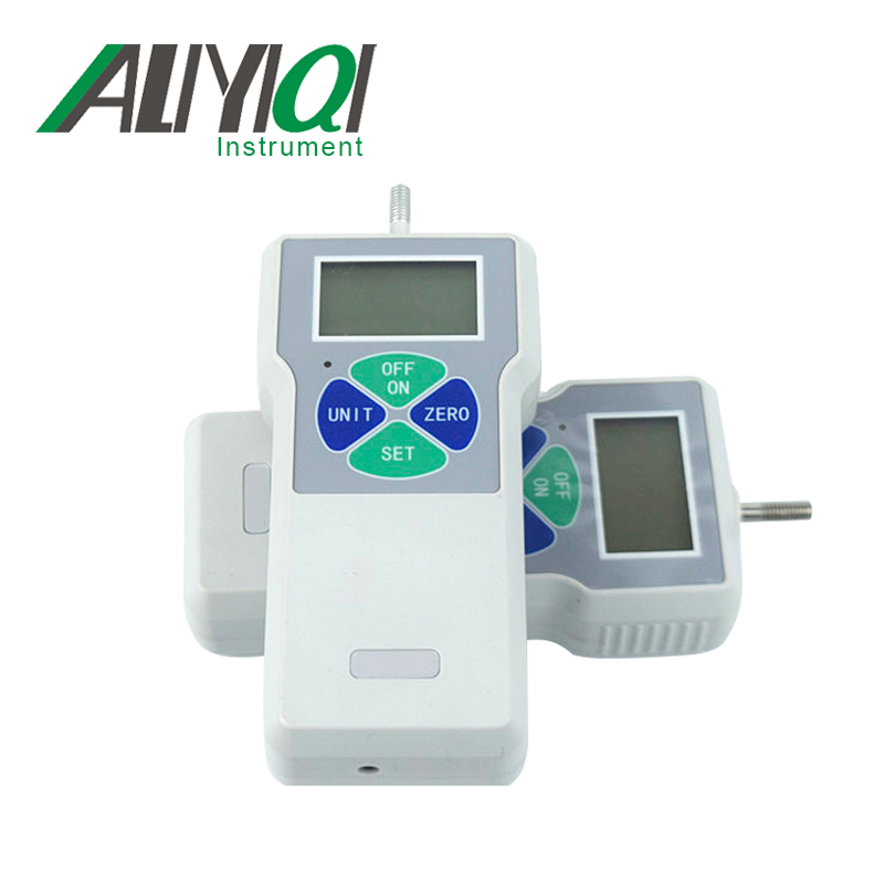 Aliyiqi SF 2N digital force gauge pull and push easy to carry small volume easy to operate dynamometer tester