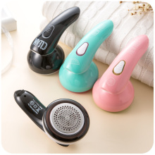 Lovely Lint Remover Charge Type Green Pink White Black Clothes Pellet Ball Clip Machine Fabric Shaver Pilling Dehairing Device