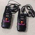 2 ШТ. ВТ8 long range handy рации FRS 2 способ радио comunicador GMRS 22 CH w/VOX наушники зарядное устройство 1 Вт РФ ж/светодиодный фонарик