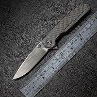 FENGYELIN Longwind F 1601 CPM 20CV лезвие шариковый подшипник titanium ручка складной нож Отдых на природе Охота Открытый передач Ножи EDC инструмент