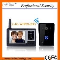 Waterproof Smart Video Door Phone 3 5 Inch COMS Camera Door Access Control Wireless Video Door