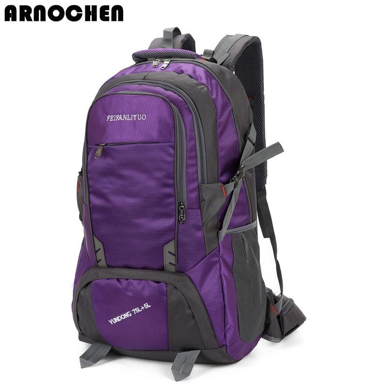 ARNOCHEN 2018 Large backpack shoulder bag 80L men backpacks and women large capacity casual travel bag  travel bag XD049