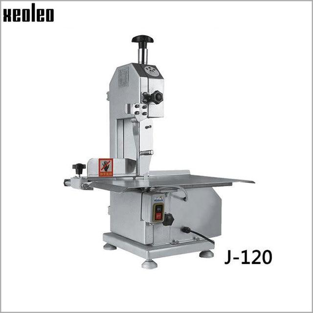 XEOLEO Bone sawing machine Bone cutting machine Frozen meat cutter Commercial cut Trotter/Ribs/Fish/Meat/Beef machine 110V/220V 1