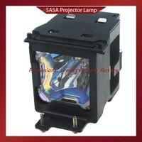 حار بيع عالية الجودة ET LAE500 العارض استبدال مصباح مع الإسكان لباناسونيك PT L500U PT AE500 PT L500U PT AE500U-في مصابيح جهاز العرض من الأجهزة الإلكترونية الاستهلاكية على