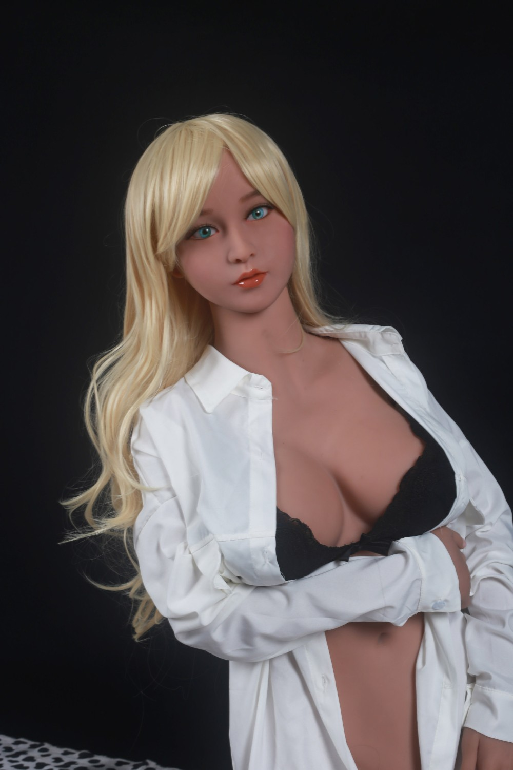158cm Top quality lifelike silicone sex dolls skeleton, oral japanese love doll, life size female dolls, vagina real pussy sex158cm Top quality lifelike silicone sex dolls skeleton, oral japanese love doll, life size female dolls, vagina real pussy sex
