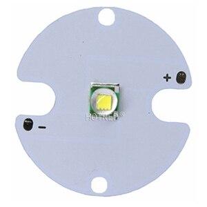 1 PCS كري XML XM-L T6 LED U2 10 W الباردة الأبيض 10000 K عالية الطاقة LED باعث ديود مع 14mm 16mm 20mm 25mm PCB ل DIY
