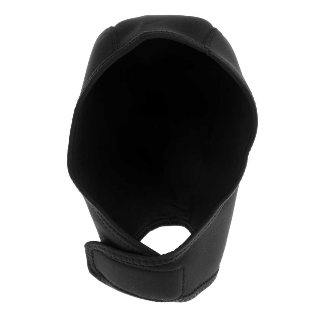 Premium 3mm neopren Wetsuit Hood kap şapka sörf kayık kano yelken tüplü dalış su sporları