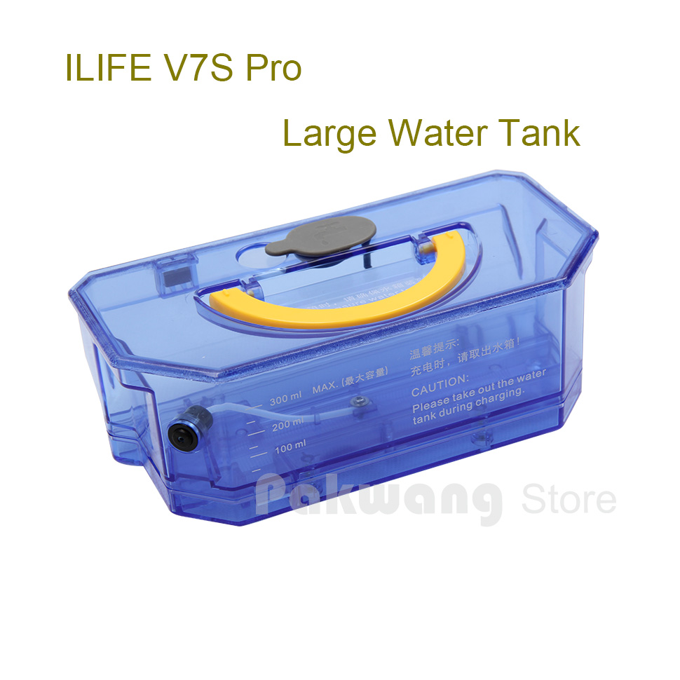 Original ILIFE V7S Pro Water Tank 1 pc Supply from the Robot Vacuum Cleaner Factory original ilife v7s pro water tank 1 pc supply from the robot vacuum cleaner factory