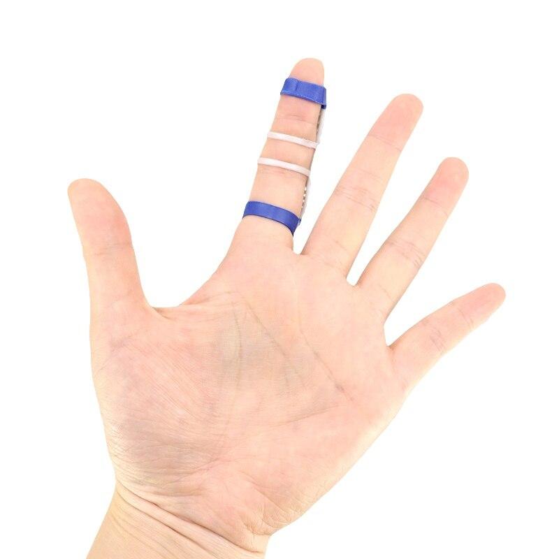 Ehrlich Finger Schutz Volleyball Basketball Shooting Schutz Sport Zubehör Elastische Volleyball Finger Schutz Ausbildung Ausrüstung