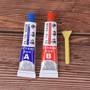 2pcs(A+B) Modified Acrylic Glu