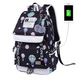 ce3524d4a54 2018 New Emoji Children Student Kids School Bag Waterproof Travel Women  Backpack Teenager Girls Backpack Female Mochila Bagpack
