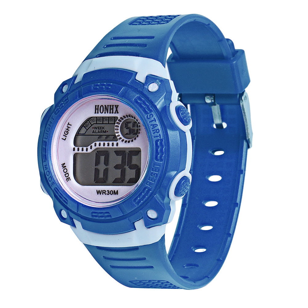 children s watches 2017 new colorful digital clock