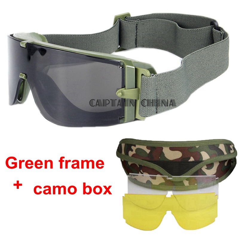 HTB1CHBvXJzvK1RkSnfoq6zMwVXat - Military Airsoft Tactical Goggles Army Tactical Sunglasses Glasses Army Paintball Goggles