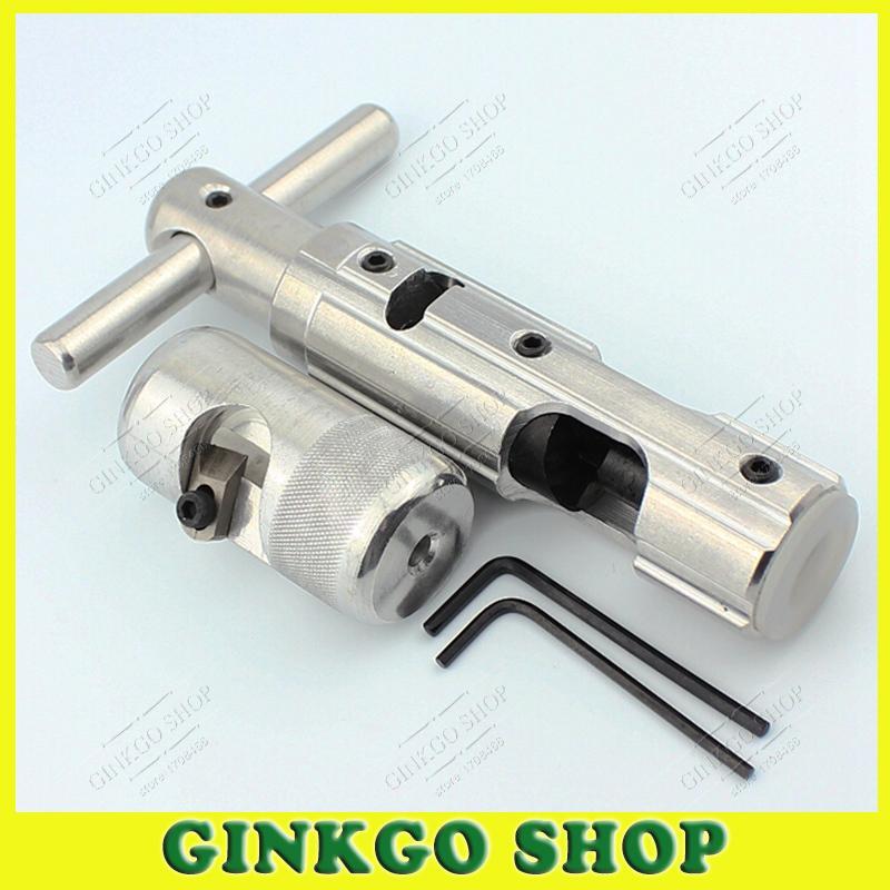 1 pcs new aluminio cabo stripping ferramenta clips 7 9 12 esvaziado esfola faca clipe 500