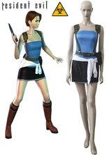Baiohazado Resident Evil: Apocalypse Jill Valentine Cosplay Disfraces