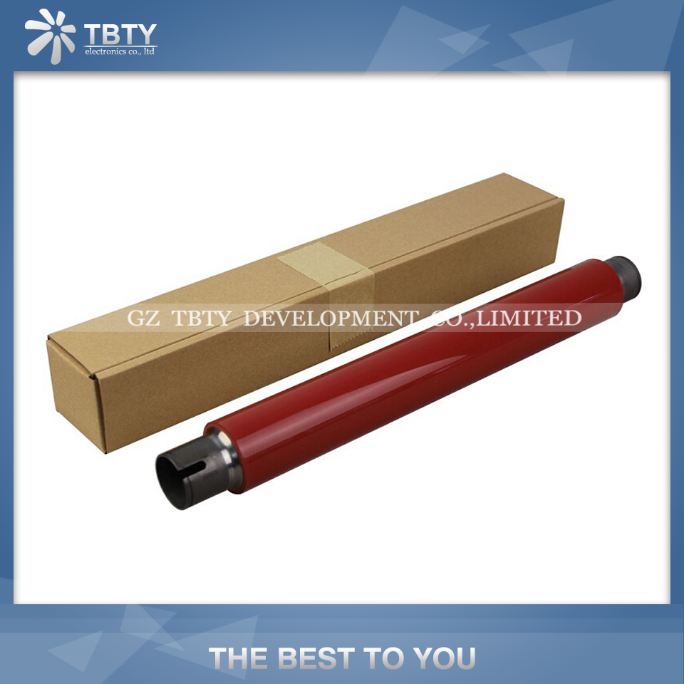 100% New Upper Pressure Roller For HP CP6015 CM6030 CM6040 6015 6030 6040 Upper Fuser Roller On Sale 100% new upper pressure roller for hp 5si 8000 hp8000 hp5si rb1 6622 upper fuser roller on sale