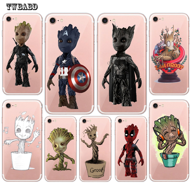 coque iphone 8 groot