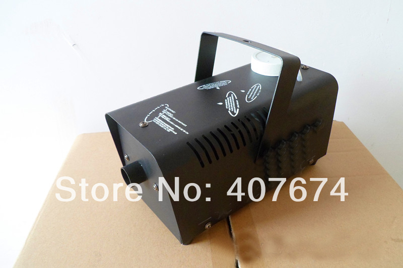 10X LOT Freeshipping MINI 400W Small Power Smoke Machine Fog Machine,Special Effects For Stage Light Haze Machine