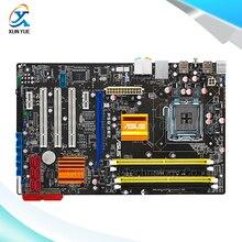 For Asus P5Q SE2 Original Used Desktop Motherboard For Intel P45 Socket LGA 775 DDR2 16G SATA2 USB2.0 ATX
