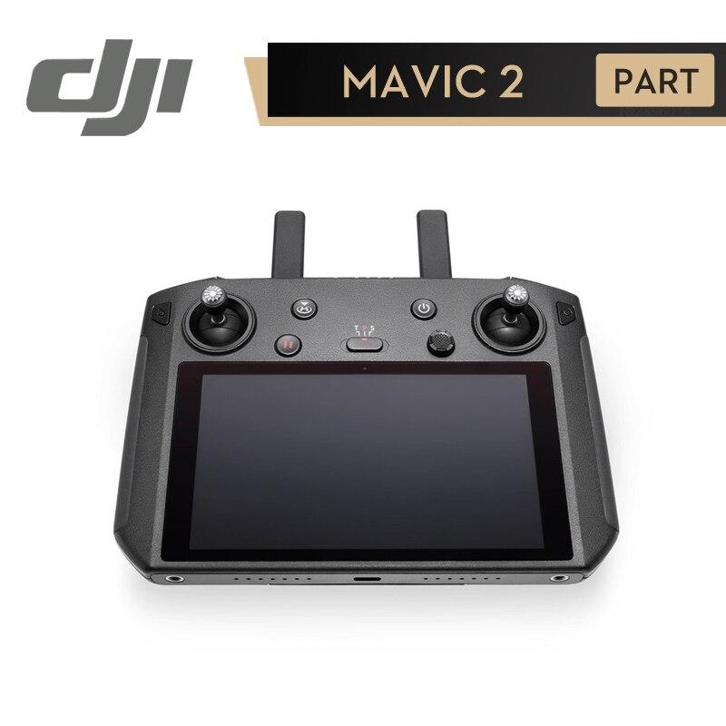 DJI Mavic 2 contrôleur intelligent Avec 5.5 pouces 1080 p En Charge la Troisième-partie Applications Personnalisé Android Système pour Avions de OcuSync 2.0