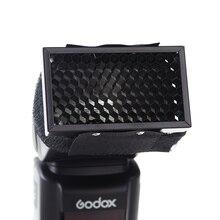 Godox Универсальный вспышки Мёд гребень сетки фильтра для Canon, Nikon, Pentax YongNuo Speedlite Фотостудия