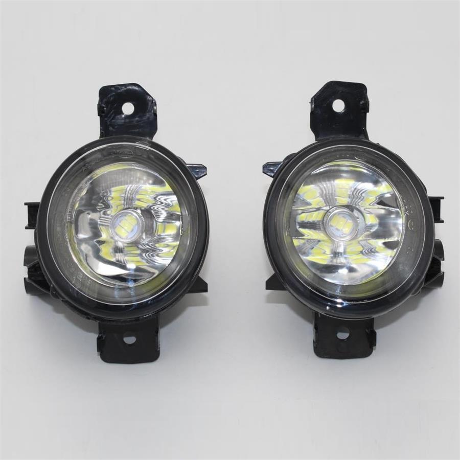 2pcs Car LED Light For BMW X1 E84 2009 2010 2011 2012 2013 2014 2015 Car-styling Front LED Fog Light Fog Lamp