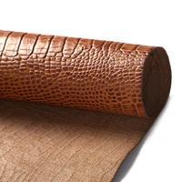 Страсть Junetree кожа скрывает шкуры коровы толстые натуральная мм около 1,8 мм тиснение желтый (14,1*8,7 дюйма)