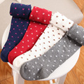 The spring and autumn 100% cotton baby warm baby socks baby socks cute baby pantyhose,