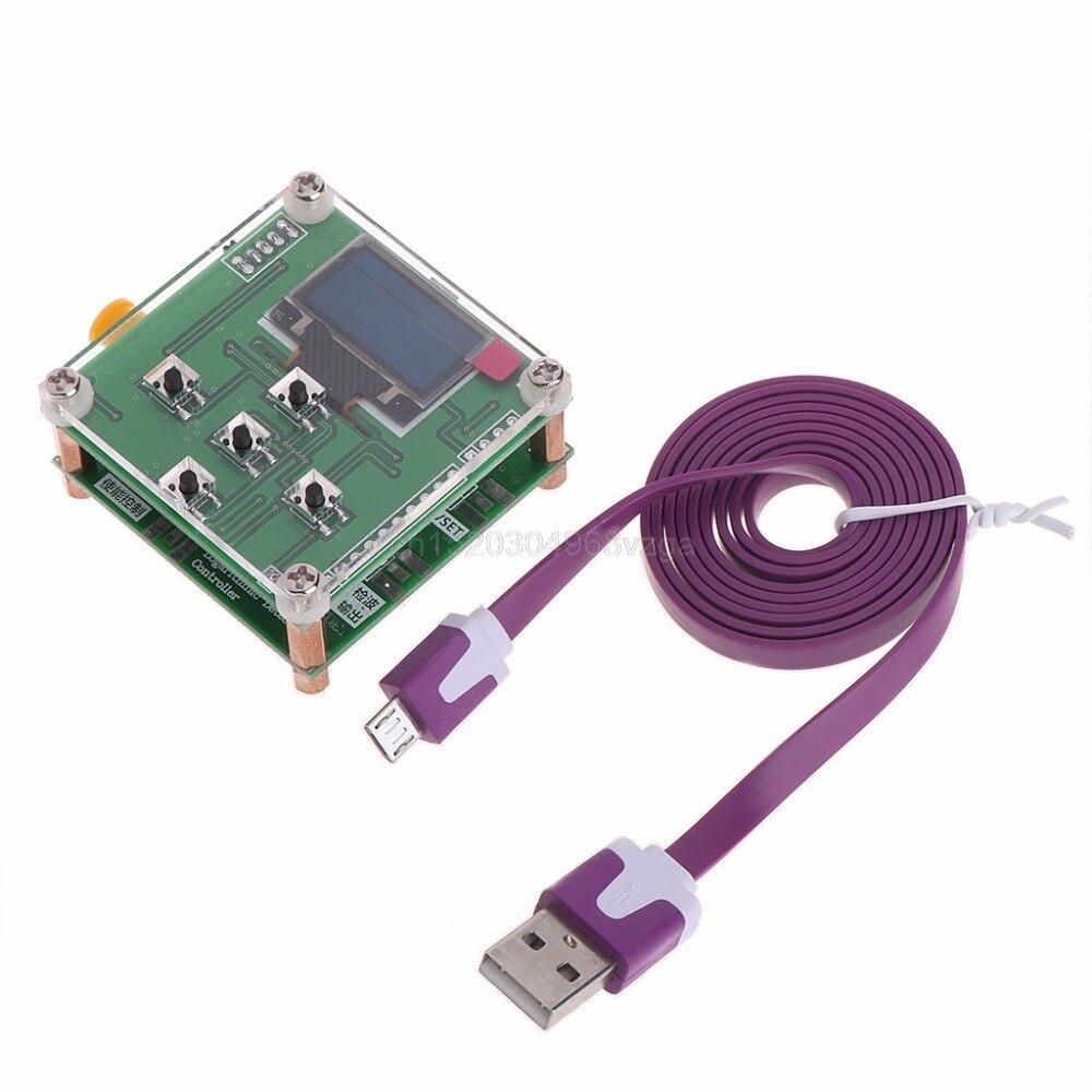 8 ghz 1-8000 mhz OLED RF Power Meter-55 jusqu'à-5 dBm + Téléchargements Atténuation RF valeur D28 dropshipping