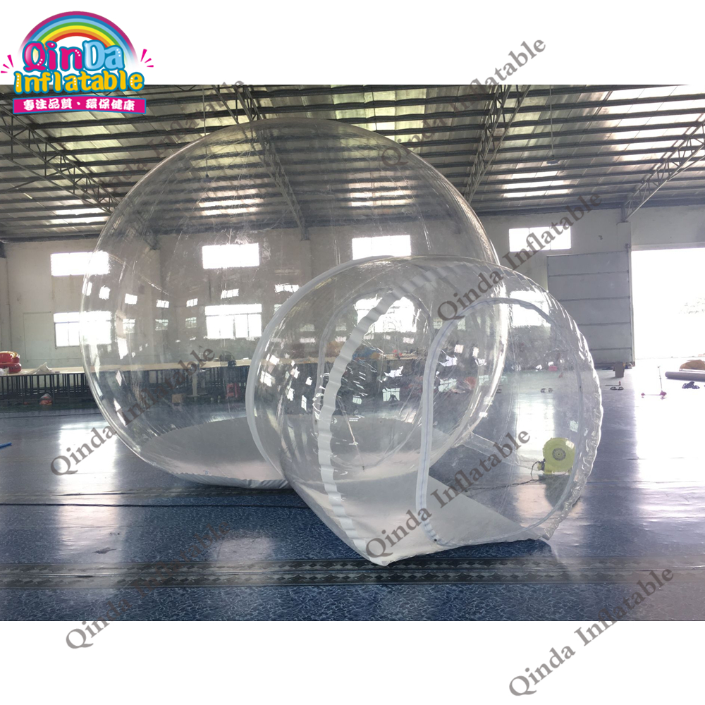 inflatable bubble tent (10)
