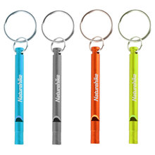 2pcs Outdoor Whistle Emergency Survival  Aid Whistle Camping Hiking Rescue Blue + Orange цена 2017