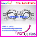 XD04 5pcs a lot Fixed PD Distance Optometry Grey Gray Trial Lens Frame Lowest Shipping Costs