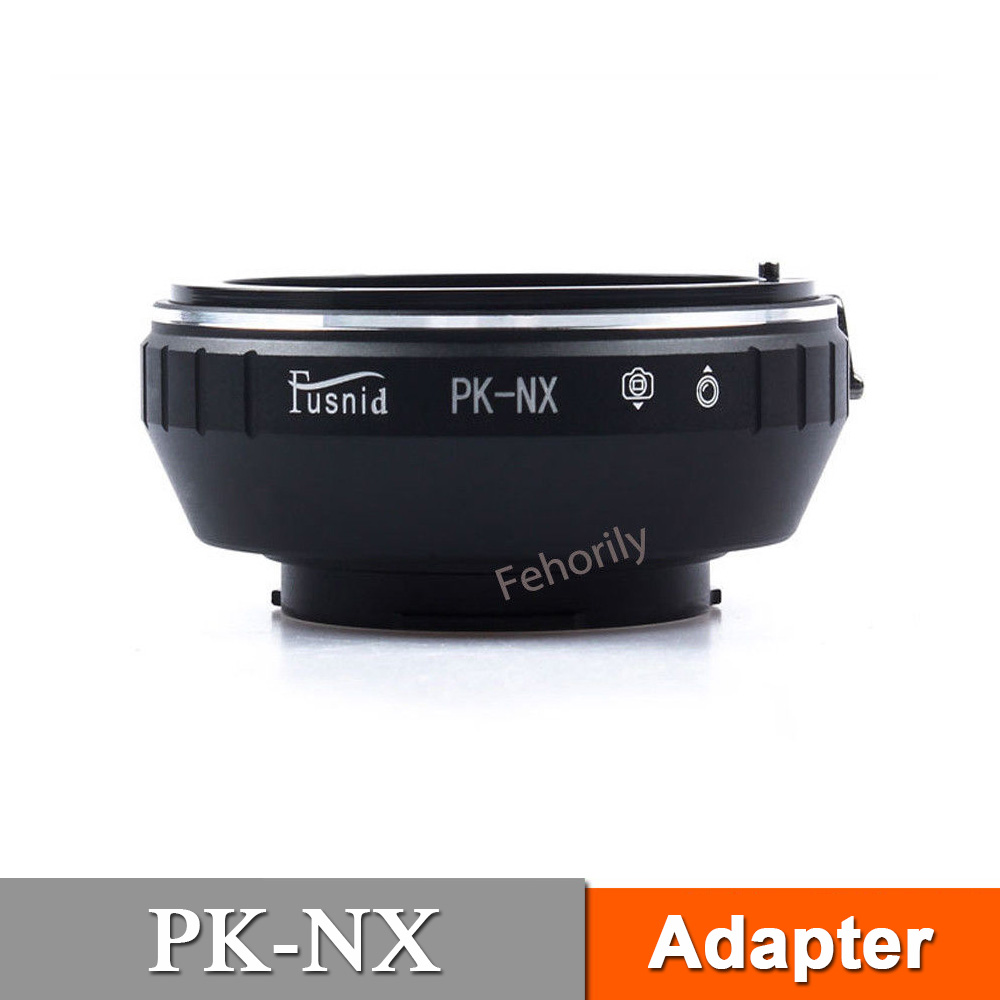 PK NX Adapter Ring for PK Lens to NX Mount NX5 NX30 NX100 NX200 in Lens Adapter from Consumer Electronics