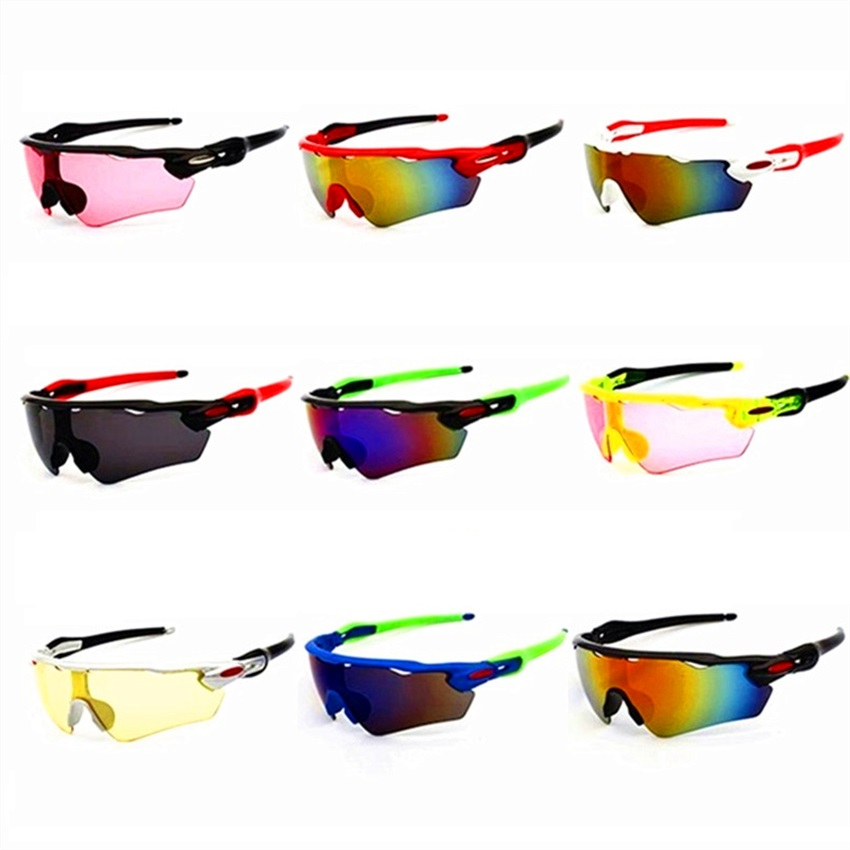 Men Sport Cycling Bicycle Sunglasses UV400 Outdoor Driving Eyewear Glasses HOT