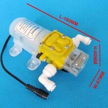 4L/Min 12v dc 30W water purifier pressurizer diaphragm pumps electric
