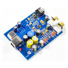 ES9028Q2M+SA9023 USB decoder board Fever audio amplifier DAC sound card(China)